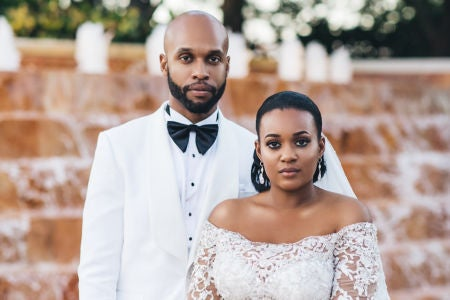 Bridal Bliss: Kareem and Sandy's Heavenly Ceremony Was Picture Perfect