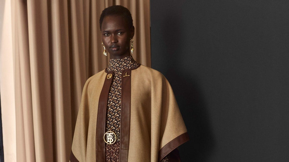 These Luxury Fashion Houses Opted For Natural Black Beauty In Their Resort Collections