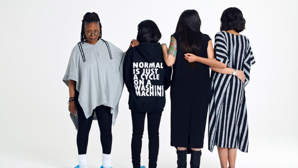 Whoopi Goldberg Is Pioneering A New Fashion Standard With Her Line DUBGEE
