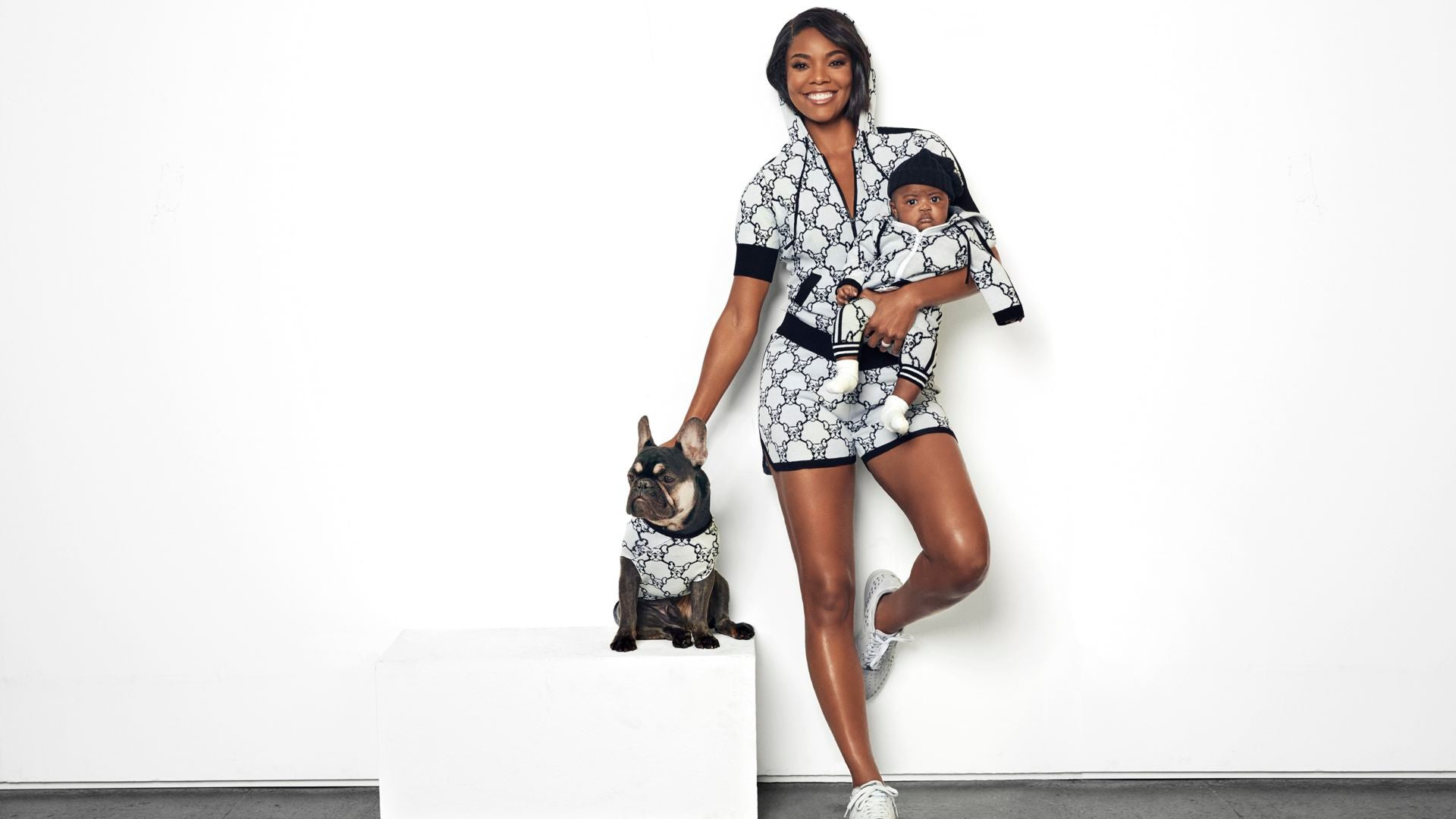 'Kaavi James by Gabrielle Union' Is All Sorts of Mommy & Me Goodness