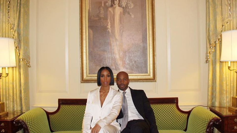 Black Love: 12 Sweet Photos Of Kelly Rowland and Tim Witherspoon Looking So In Love