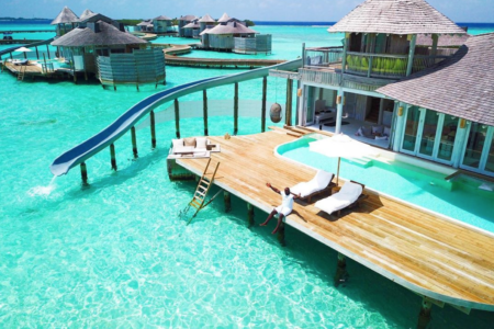 Black Travel Vibes: This is How You Take a Solo Trip to the Maldives
