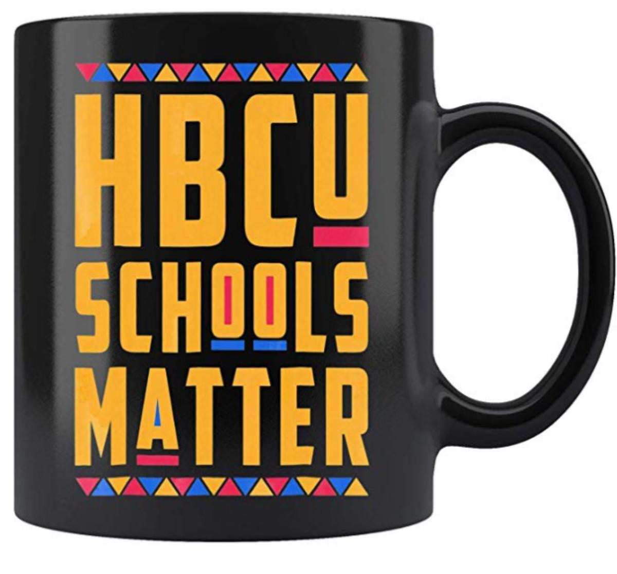HBCU Schools Matter Mug