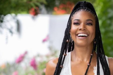 Gabrielle Union Proves Braids Are Perfect For Every