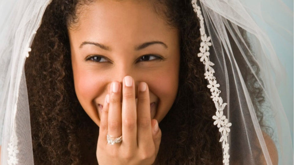 9  Pretty Manicures For Jumping The Broom