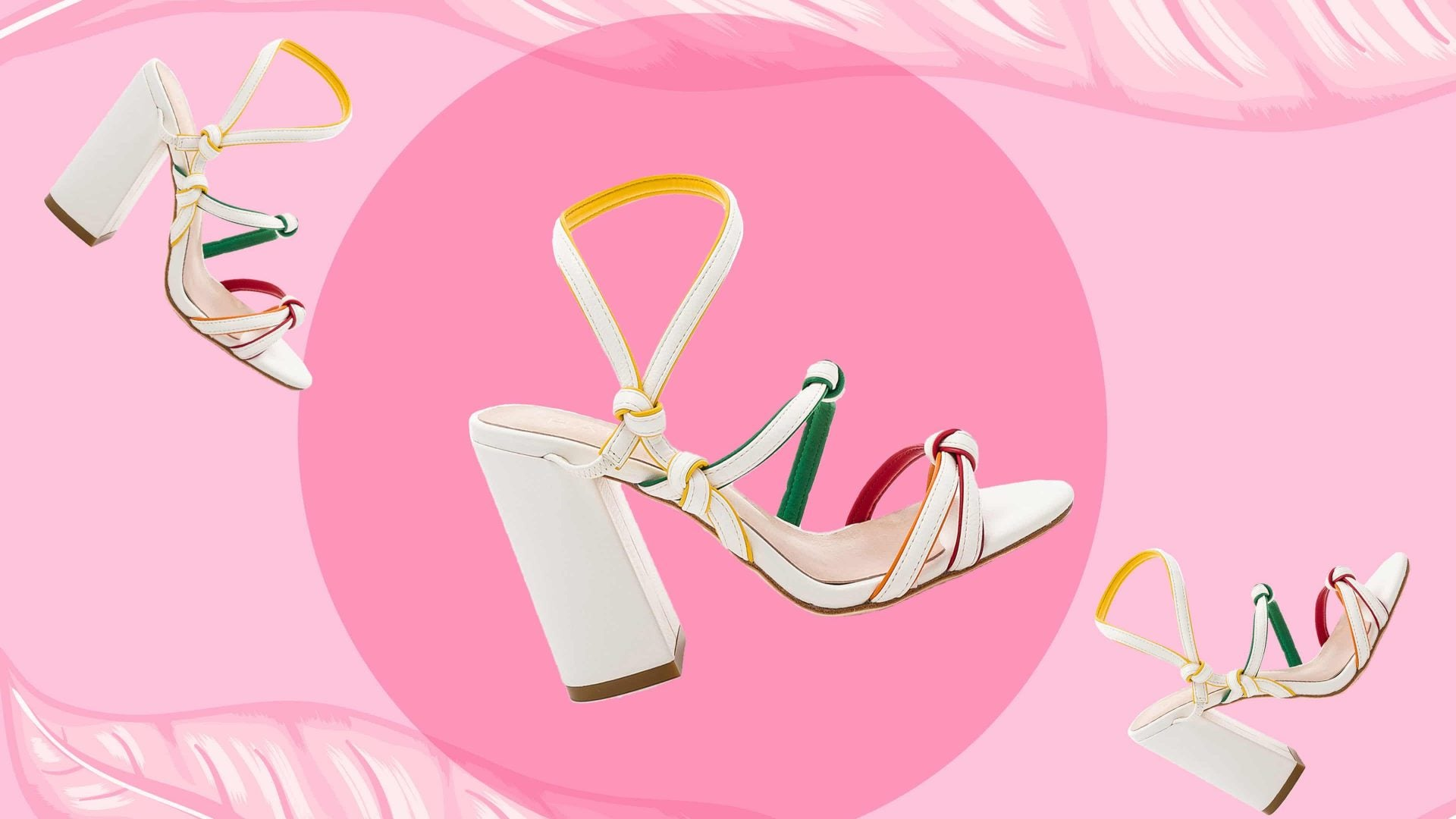 Girl, We Found The Heels That Are Going To Set It Off This Summer
