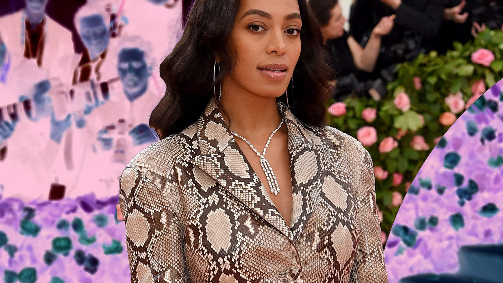BEAUTY BREAKDOWN: The 5 Products You Need To Get Solange's Met Gala Blowout