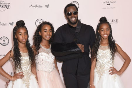 P Diddy, Gabrielle Union, Storm Reid And More Celebs Out And About