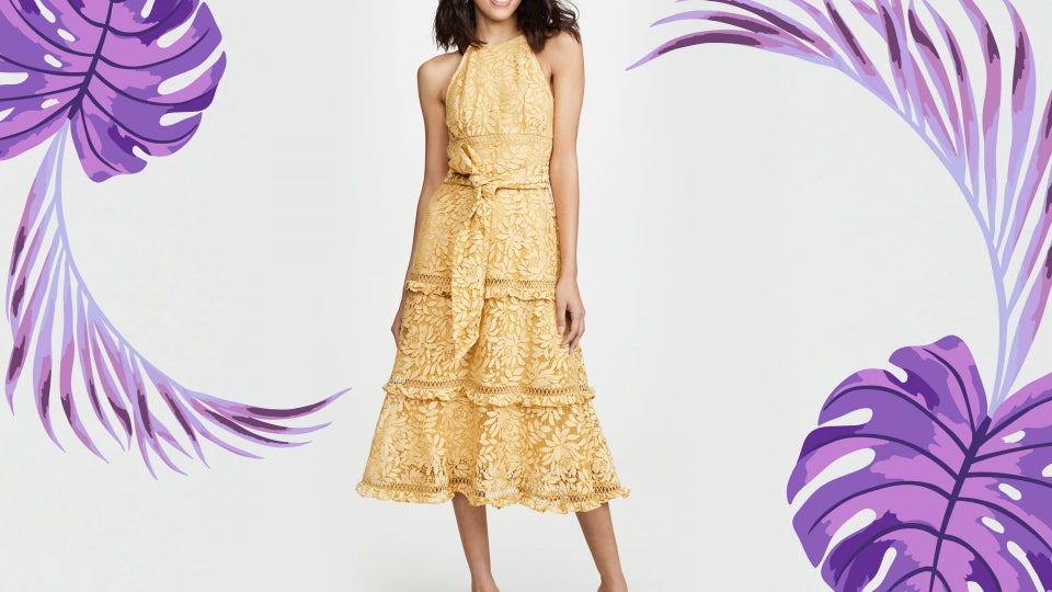 11 Wedding Guest Outfits That'll Steal The Show (But Not From The Bride)