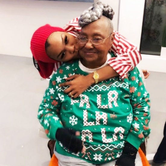 Teyana Taylor Shares Heartbreaking Goodbye To Her Late Great-Grandmother: 'I Am Extremely Overwhelmed'