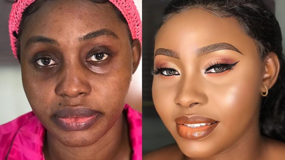 7 Jaw Dropping Instagram Makeup Transformations You Must See