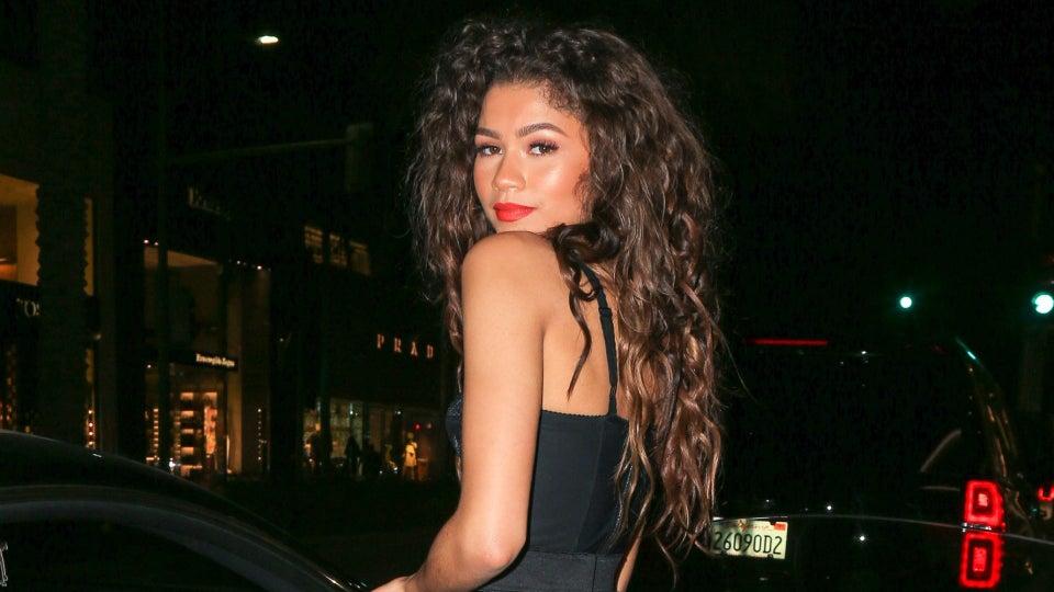 30 Times Zendaya's Beauty Look Gave Us Euphoria