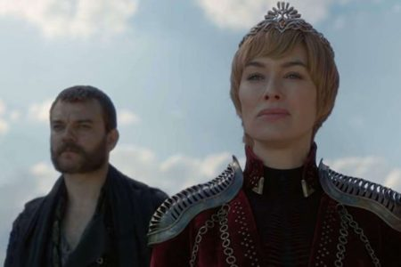 Game of Thrones Group Chat: Cersei Is Back On Her Same Ole BS