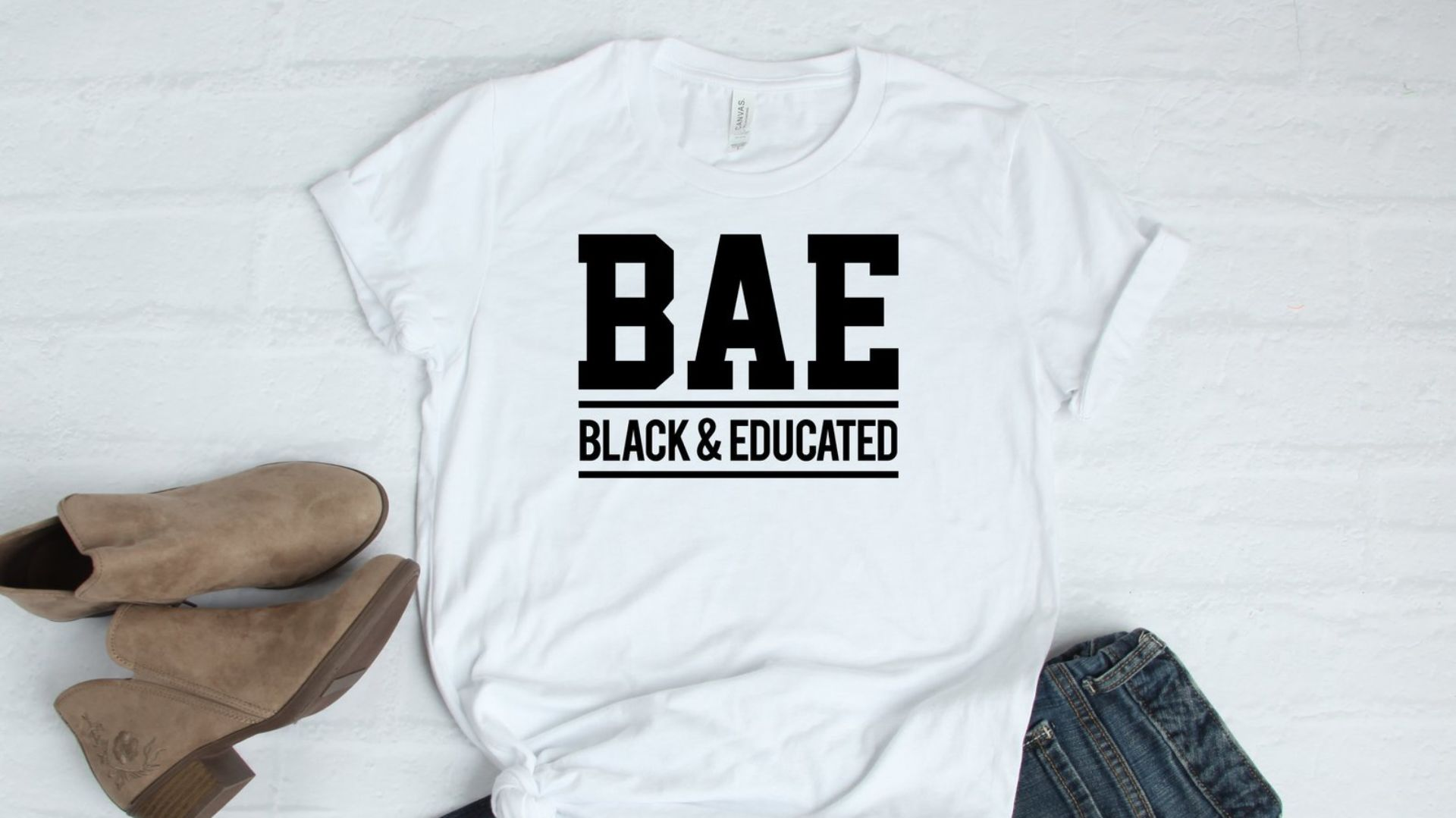 Young, Gifted & Black: Help Your Grad Wear Their Pride With These Dope T-Shirts For Black Graduates