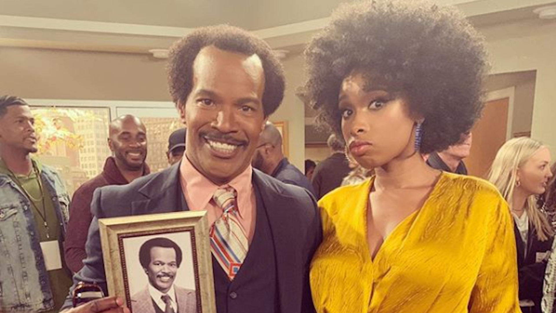 Behind-The-Scenes Of 'The Jeffersons' Live Revival