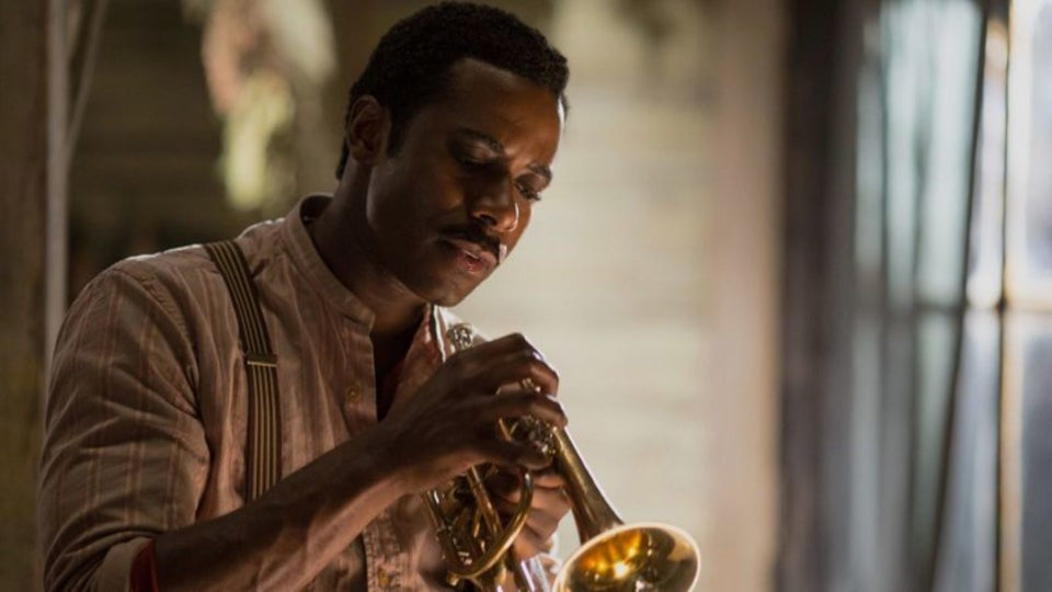 Bringing 'Bolden' Back: Gary Carr Steps Out In Lead Role