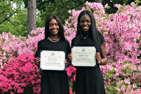Two Black Girls Make History At Arkansas School As Valedictorian, Salutatorian