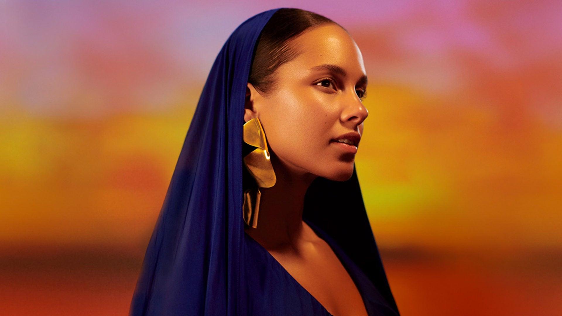 Alicia Keys Steps Into The Light