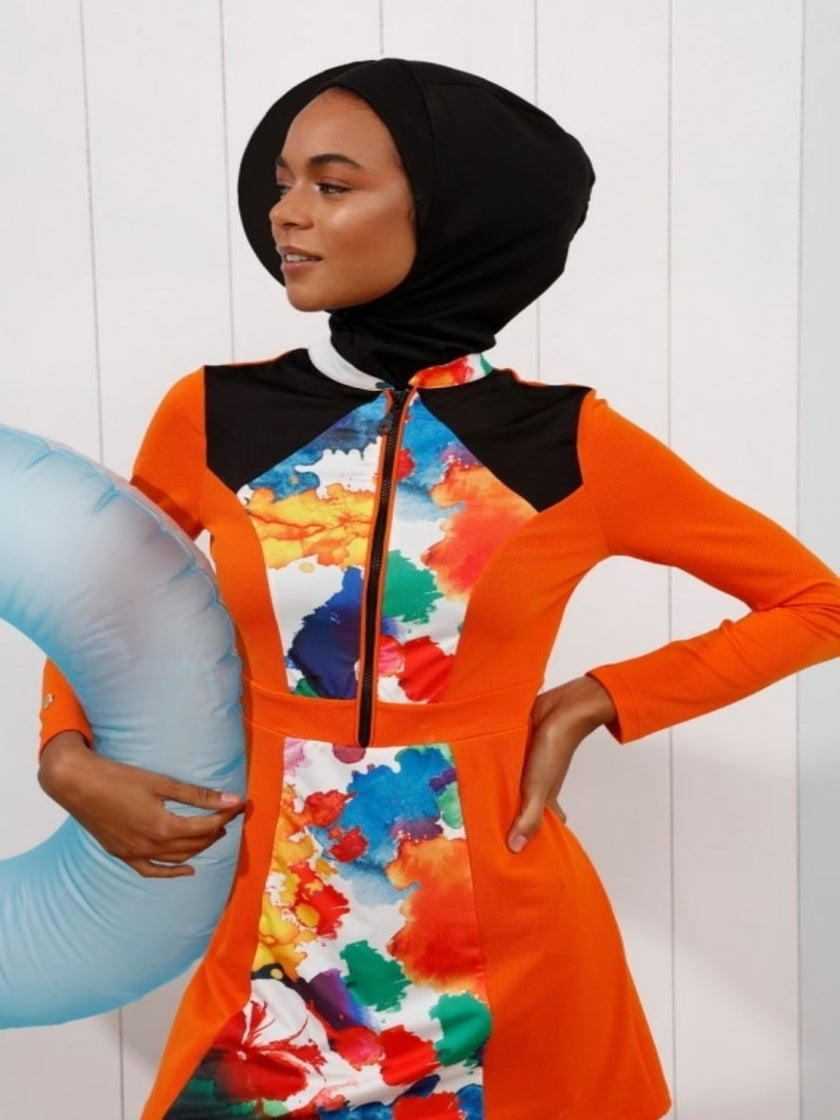 7 Halima Aden-Inspired Burkinis That Are Modest & Fabulous