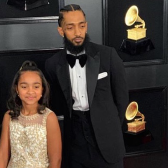 Nipsey Hussle's Daughter Celebrates First Birthday Without Late Rapper