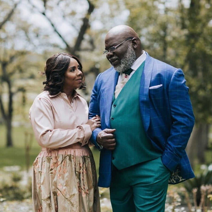 T.D. and Serita Jakes Celebrate 37 Years Of Marriage: 'You Are My Good Thing'