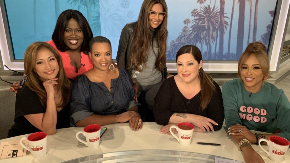 ESSENCE's Regina R. Robertson Joins 'The Talk' To Discuss Lamar Odom's Sex Addiction