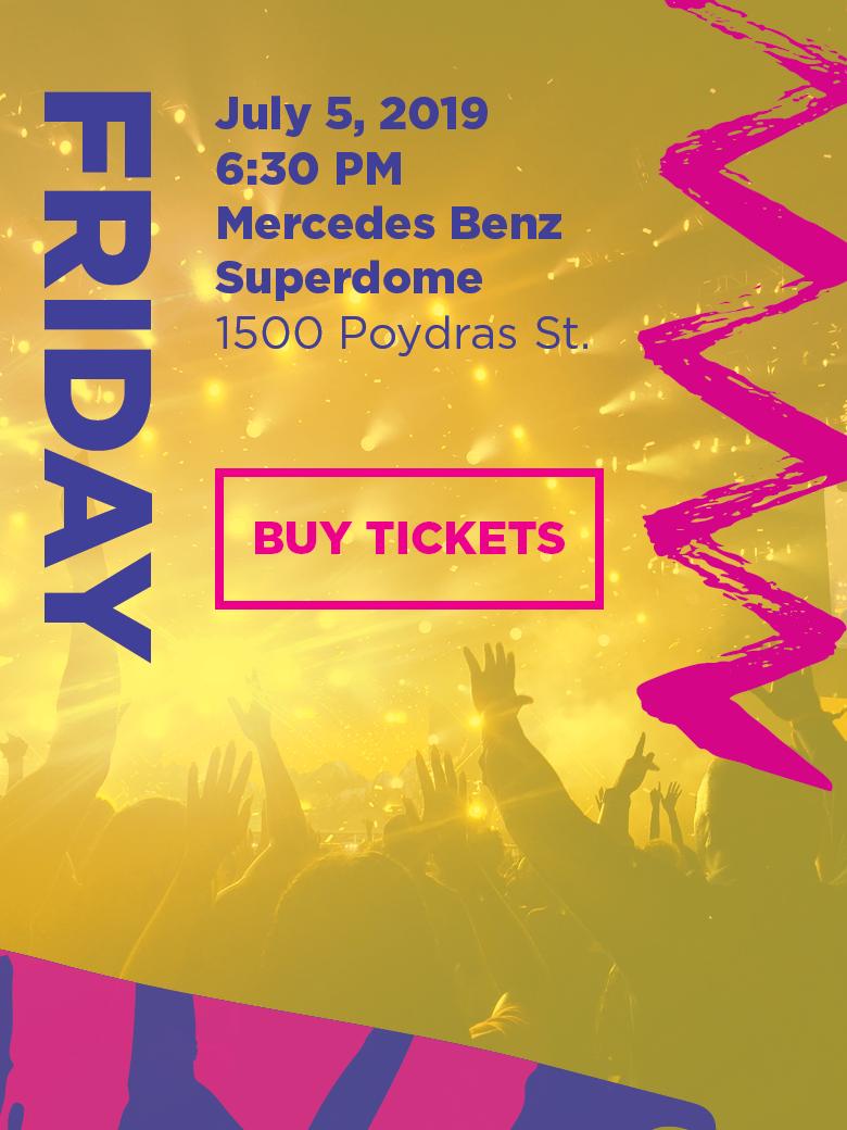 Friday Tickets
