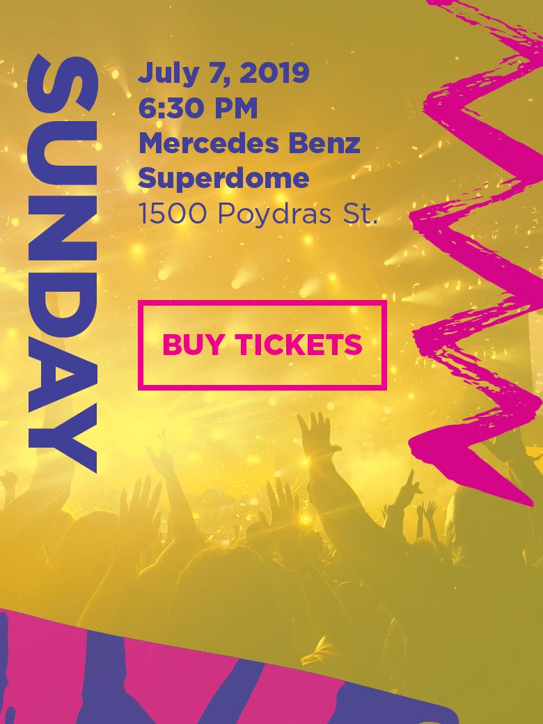 Sunday Tickets