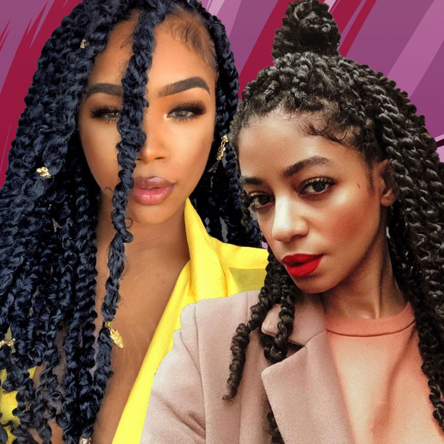 10 Passion Twist Styles To Rock Right Now