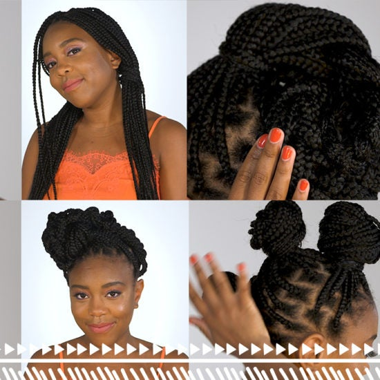 Watch 'PRIMP': Style Your Box Braids 18 Ways