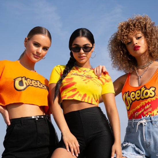 Have You Seen The Hot Cheetos And Forever 21 Collab?