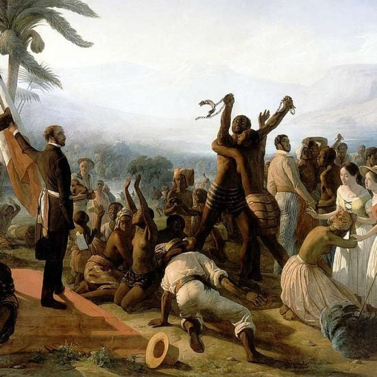 Reckoning With Slavery In France