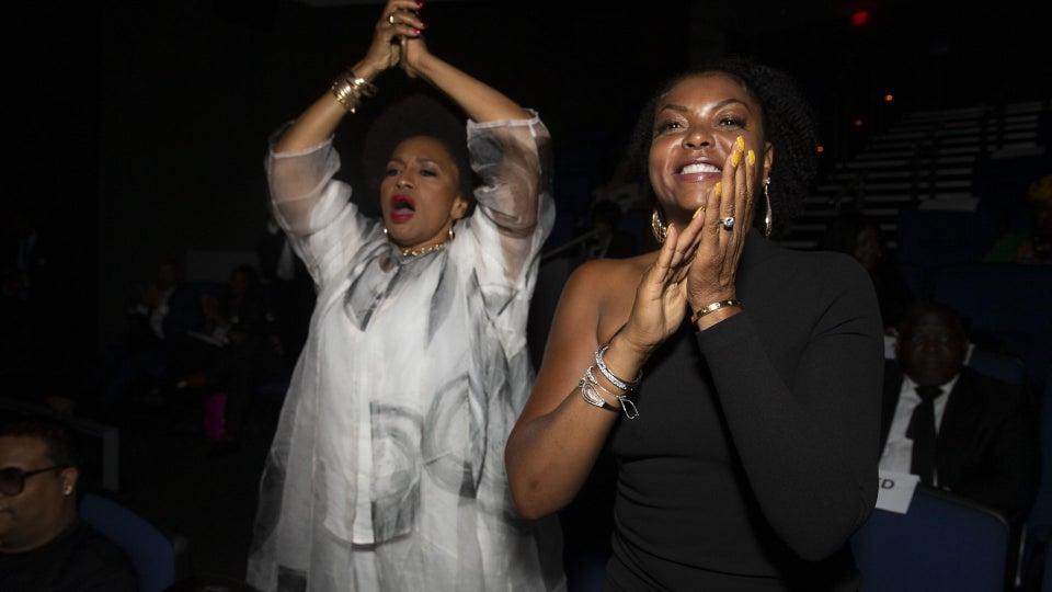 "Taraji P. Henson Hosts Inaugural ""Can We Talk?"" Benefit Dinner For Her Mental Health-Focused Foundation"