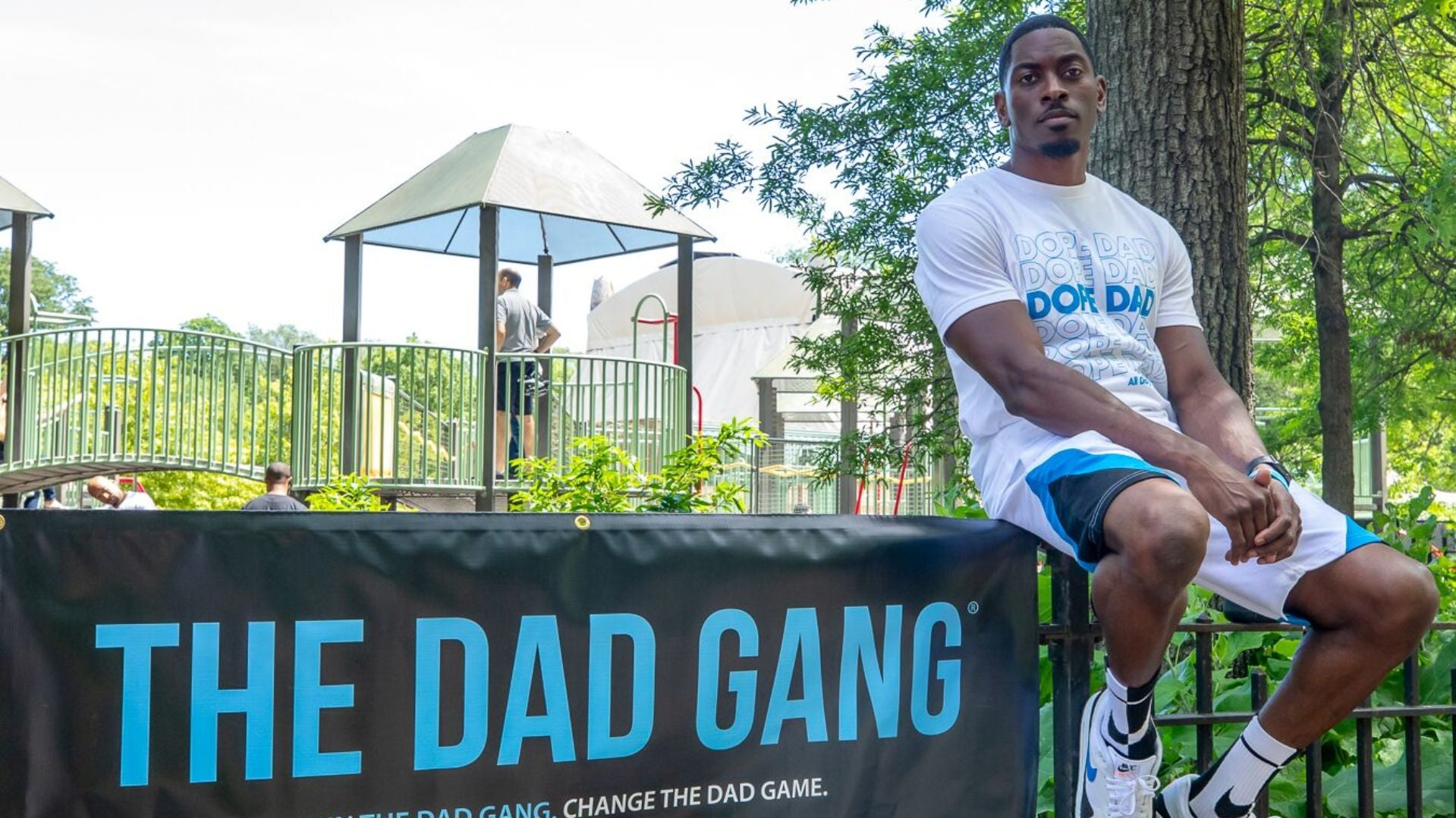 How This Black Man Is Changing The Narrative Of Fatherhood One Positive Image At A Time