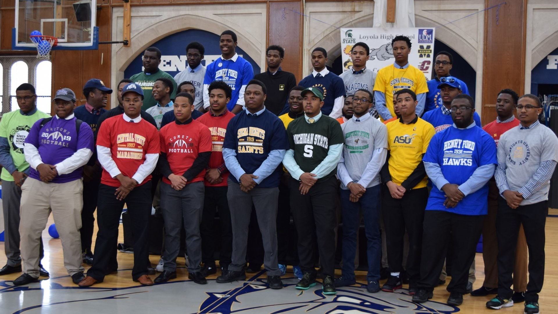 Detroit High School For Underserved Youth Boasts Ninth Straight Year Of Perfect College Acceptance Rates