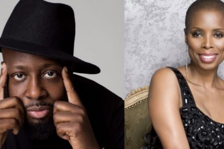 Sidra Smith And Wyclef Jean Bring The Sexy In Trailer For Her New Web Series, A Luv Tale