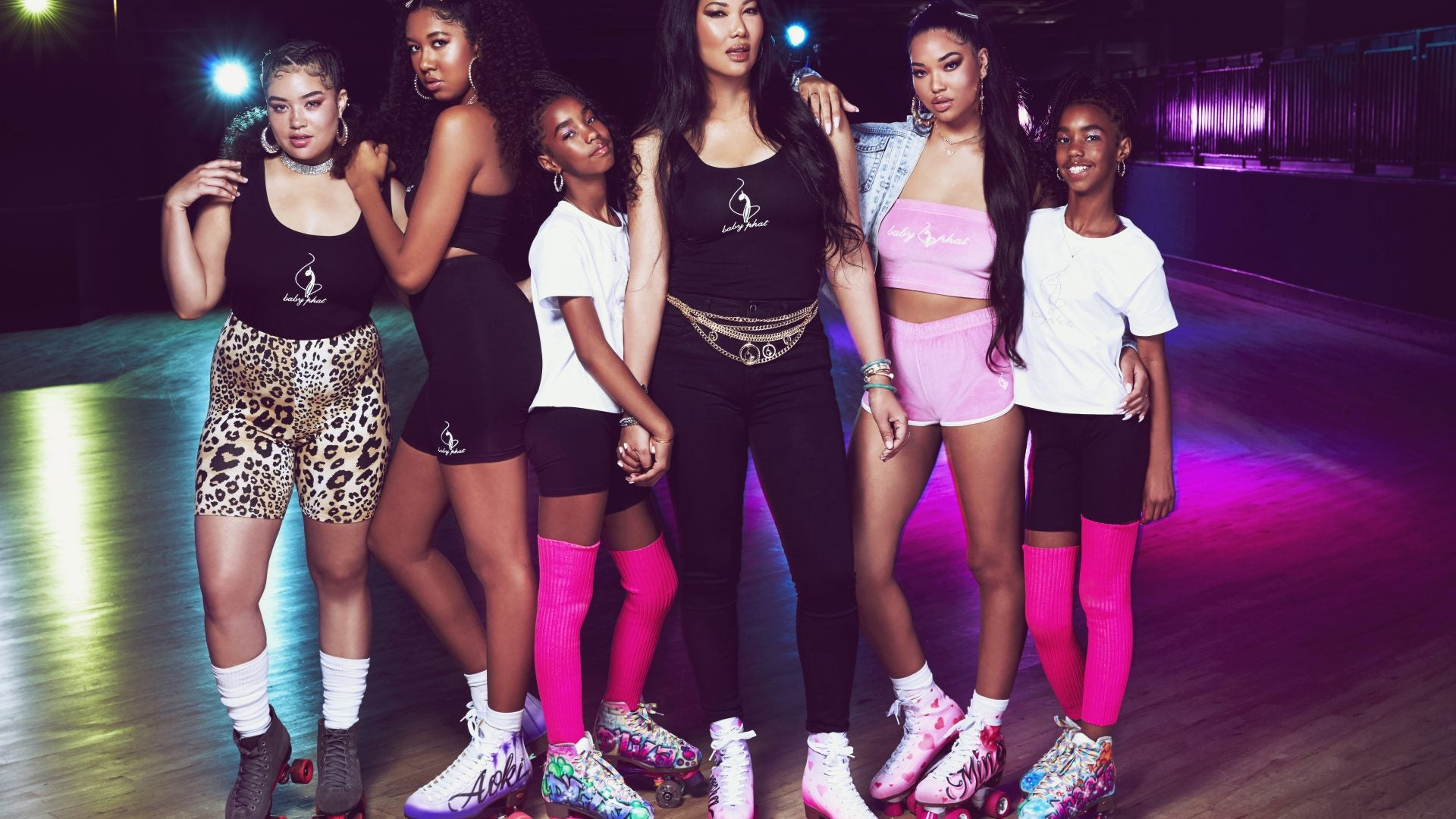 The New Baby Phat Drop Is Early 2000's Nostalgia With A Modern-Day Twist