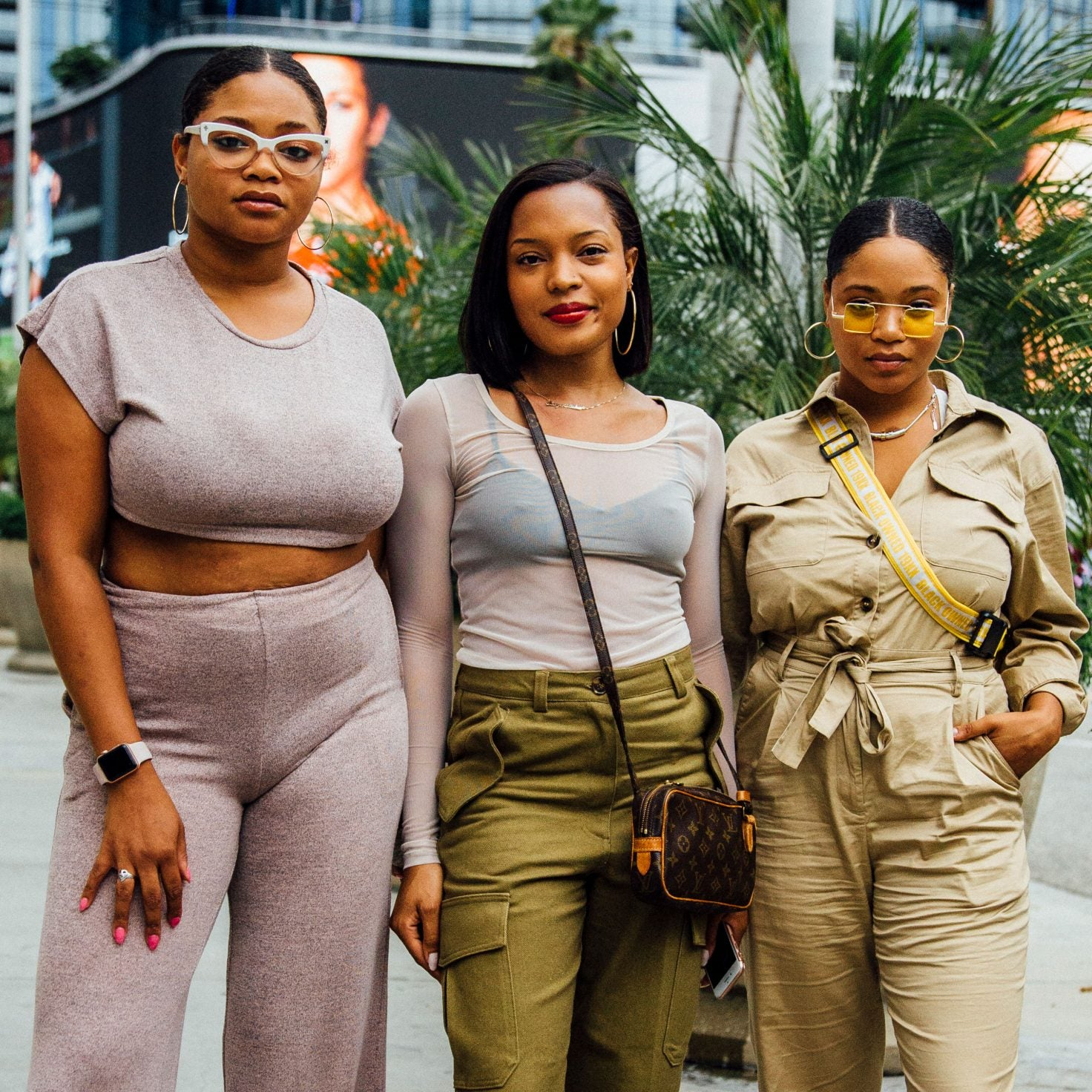 The Best Street Style During BET Awards Weekend