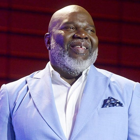 Can Financial Inequality Become A Thing Of The Past? Bishop T.D. Jakes Think So