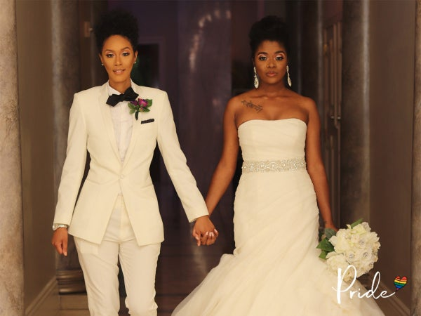 Bridal Bliss: Miesha and Aleigha Only Used Black Vendors For Their Wedding Day