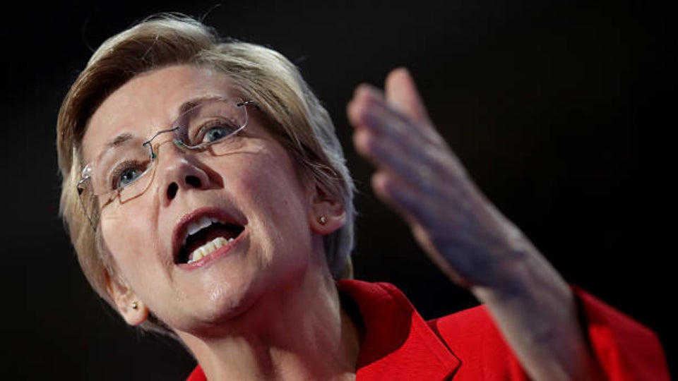 Opinion: Rich People Publicly Complaining About Elizabeth Warren Is A Contribution To Her Campaign