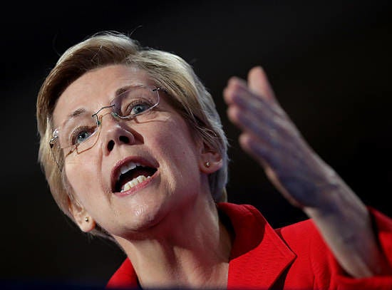 Elizabeth Warren Offers New Plan To Reduce Gun Violence By 80 Percent