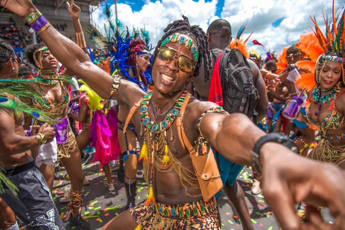 Vanessa James Goes Behind The Fete To Uncover The History of