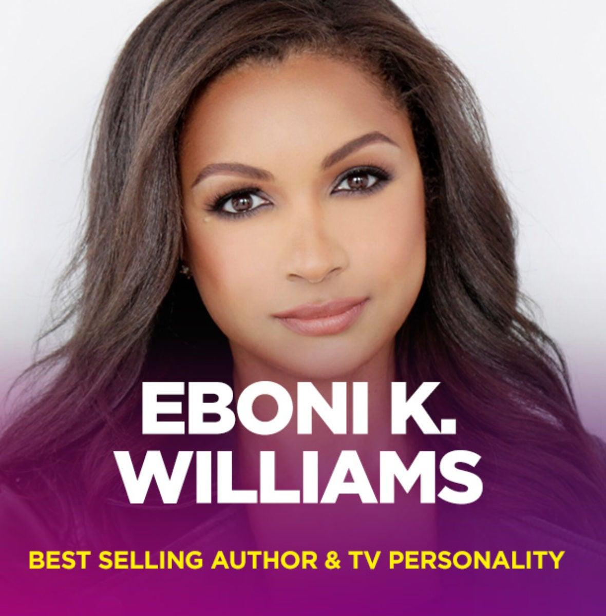 Headshot of TV host Eboni K. Williams