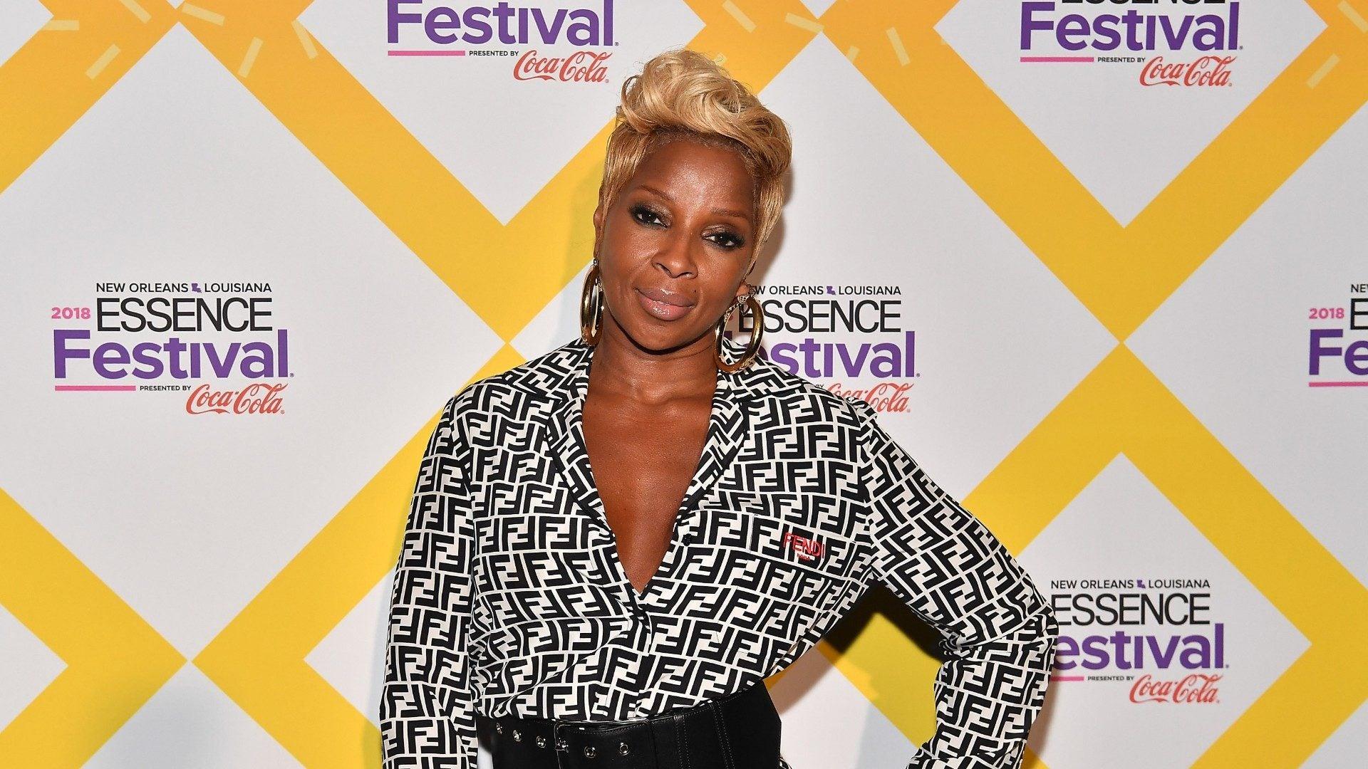 ESSENCE Festival Headliner Mary J. Blige Gave Us 25 Years Of Beauty