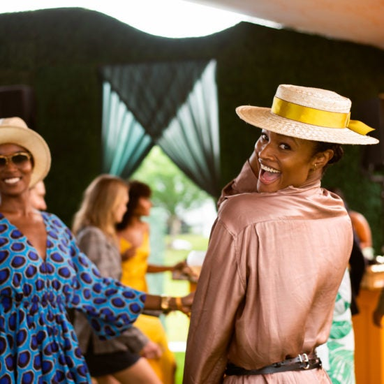 28 Times Black Excellence Showed Out at The 12th Annual Veuve Clicquot Polo Classic
