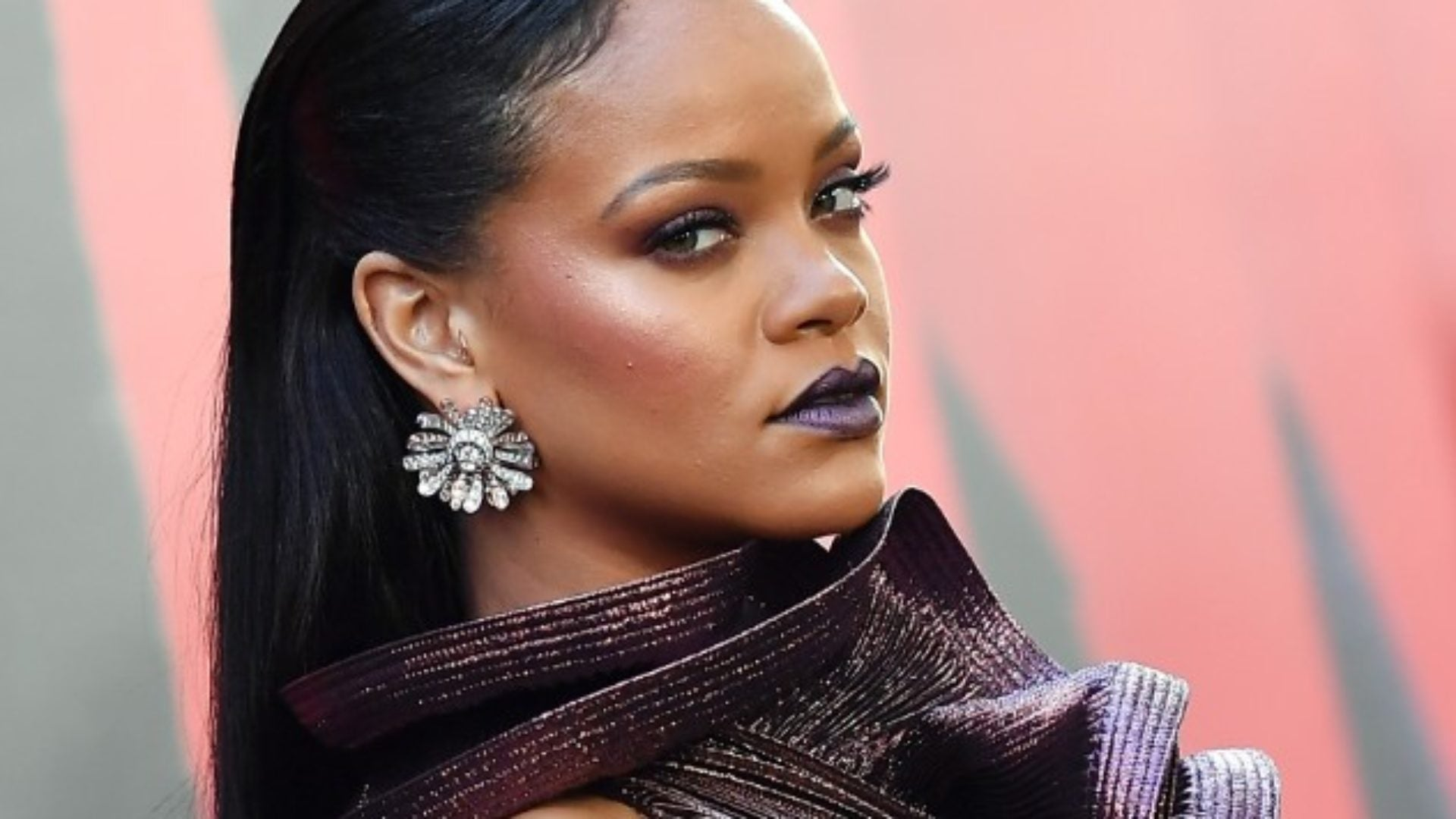 Rihanna Sends A Message About Beauty With Website Photos Showing Model's Scars