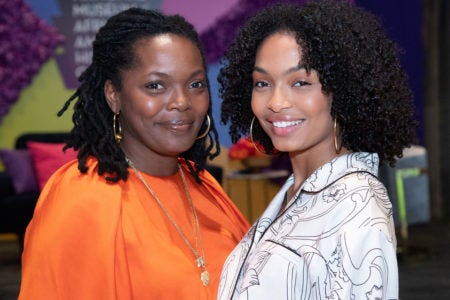 Museum Summit For Black Women Draws Yara Shahidi, Stacey Abrams And More