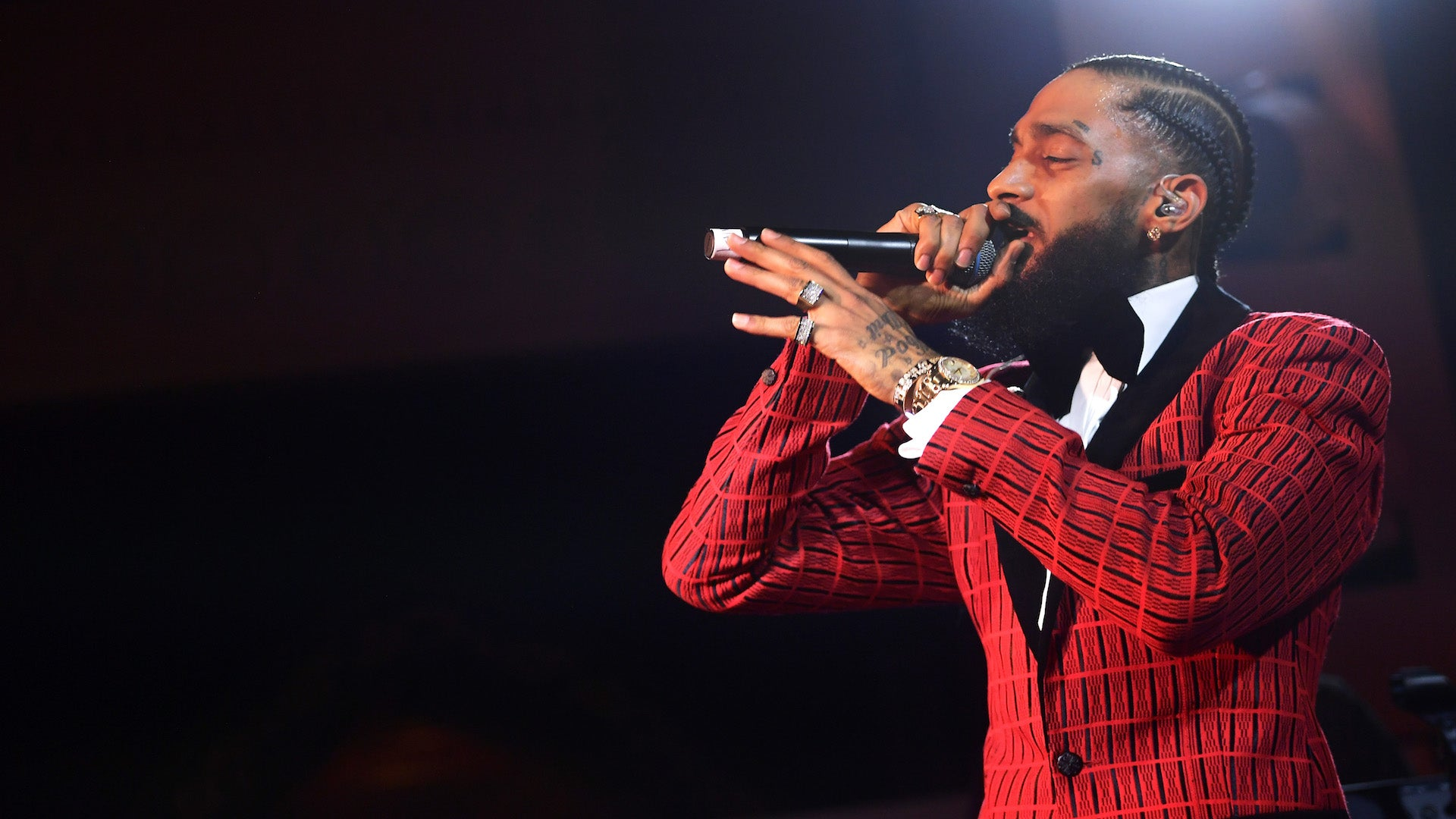 Celebrities Remember Nipsey Hussle At The 2019 BET Awards
