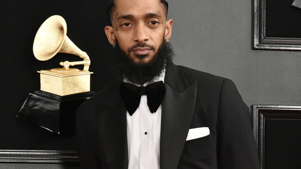 Nipsey Hussle's Marathon Clothing To Open Pop-Up Store In NYC For Black Friday